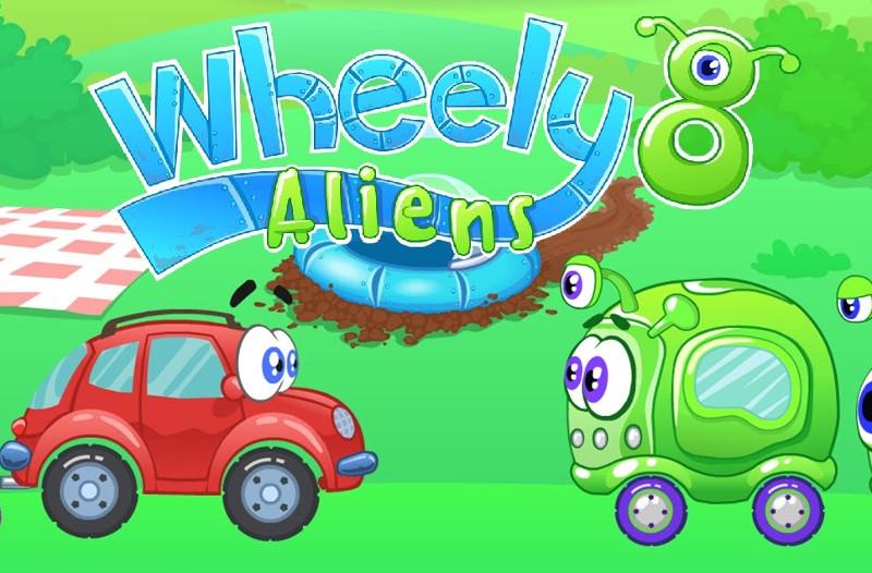 wheely das rote auto spiel 3