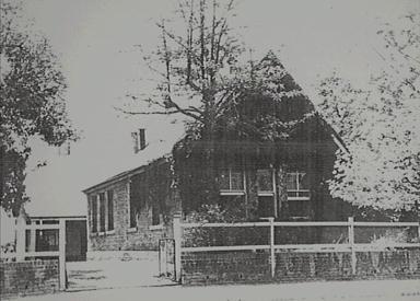Springwood Public School Original Location Macquarie Road