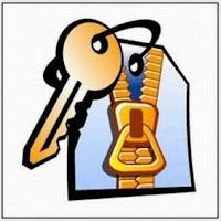 Open Protected files in Winrar