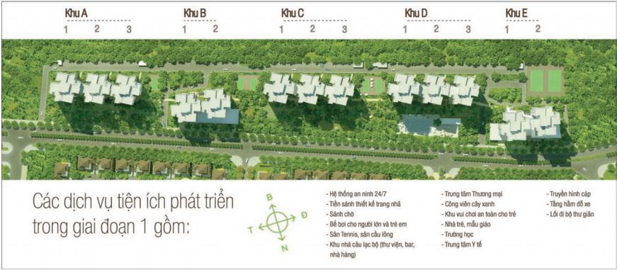 Ban chung cu Ecopark 833 m2 gia hot
