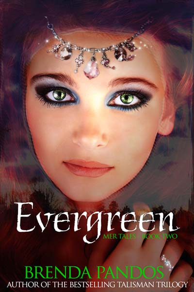Cover Reveal: Evergreen by Brenda Pandos