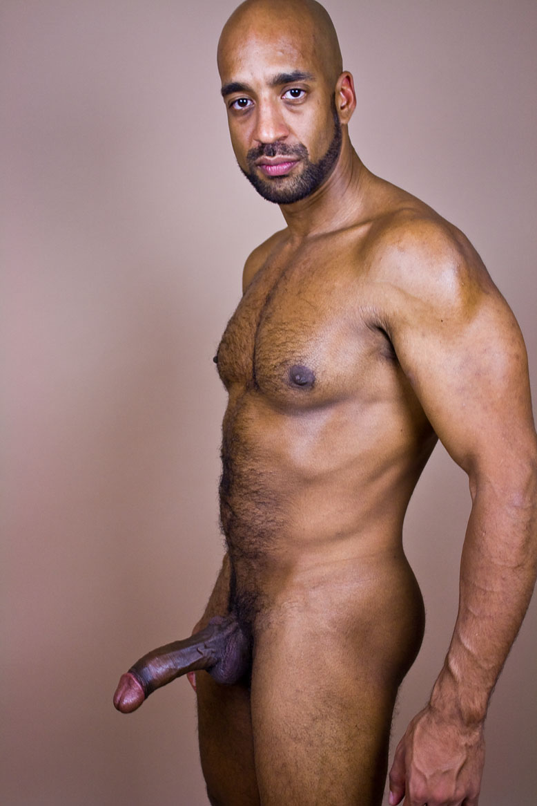 Old Naked Hairy Hispanic Man-6169