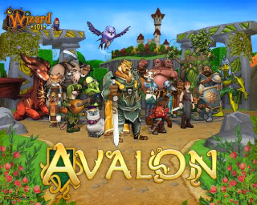 The New World Of Avalon