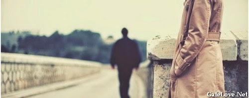 Gặp người yêu cũ nhưng bỏ đi