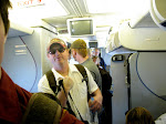yes, we're the ones who wear sunglasses on planes