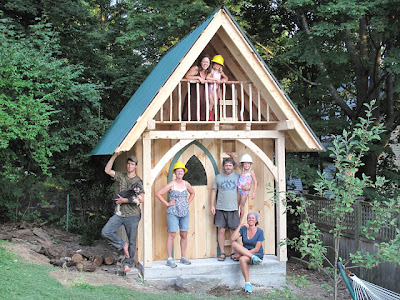 Timber Frames Amp Woodworking Two Girls Farm Amp Yurts