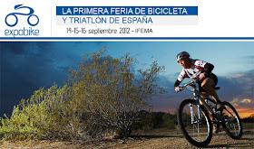 Presentada Expobike 2012 la primera feria indoor dedicada en exclusiva a la bicicleta y al triatlón