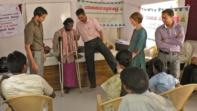 Disability Camp India