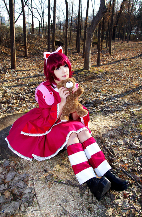Cosplay Annie cực dễ thương của Bella - Ảnh 5