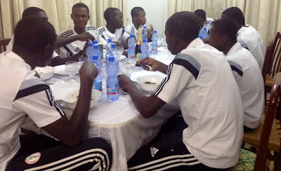 Nigeria football news, latest Nigerian football news, Golden Eaglets Tipped For Niger 2015 Glory