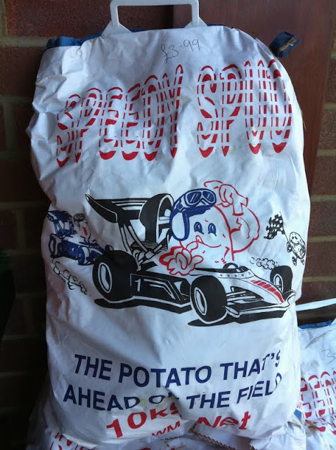 Speedy Spuds from Bedfordshire
