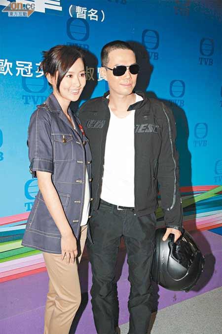 Michael Tse Fala Chen Sneak Attack (Salute Laughing Sir) TVB