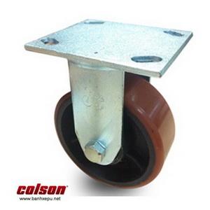 Bánh xe đẩy PU lõi gang chịu tải nặng 450kg | S4-5208-959