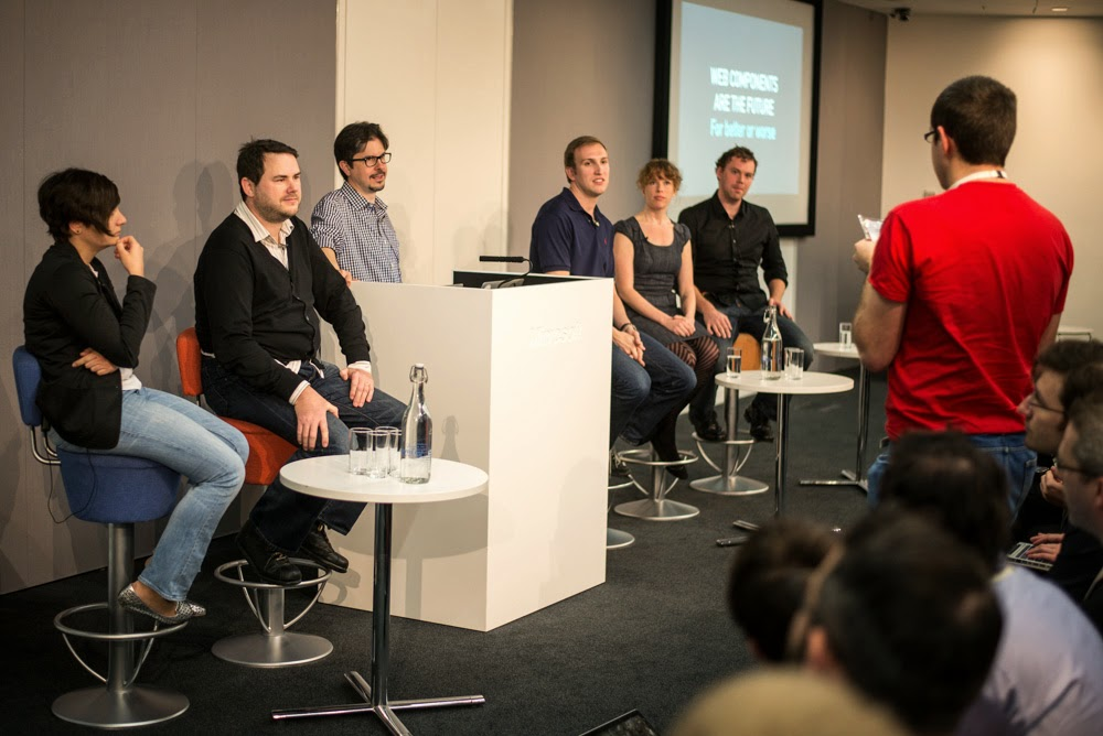 Web Components Panel at EdgeConf  3
