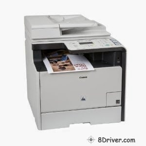 Download Canon imageCLASS MF8380Cdw Laser Printers Driver & installing