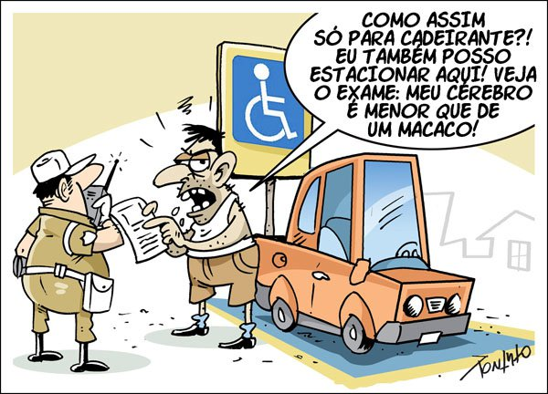 Charge - Vagas de Acessibilidade