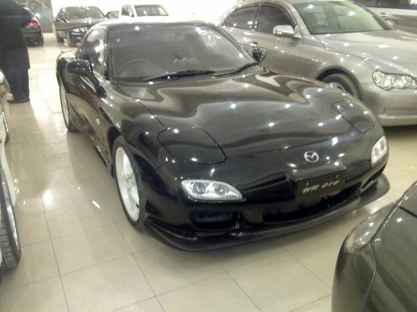 Rx7 Black 1300 Cc Stock Sports Car Unregistered Peshawar Make