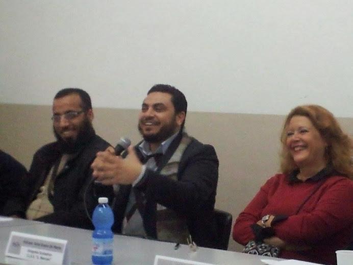 Foto convegno Islam