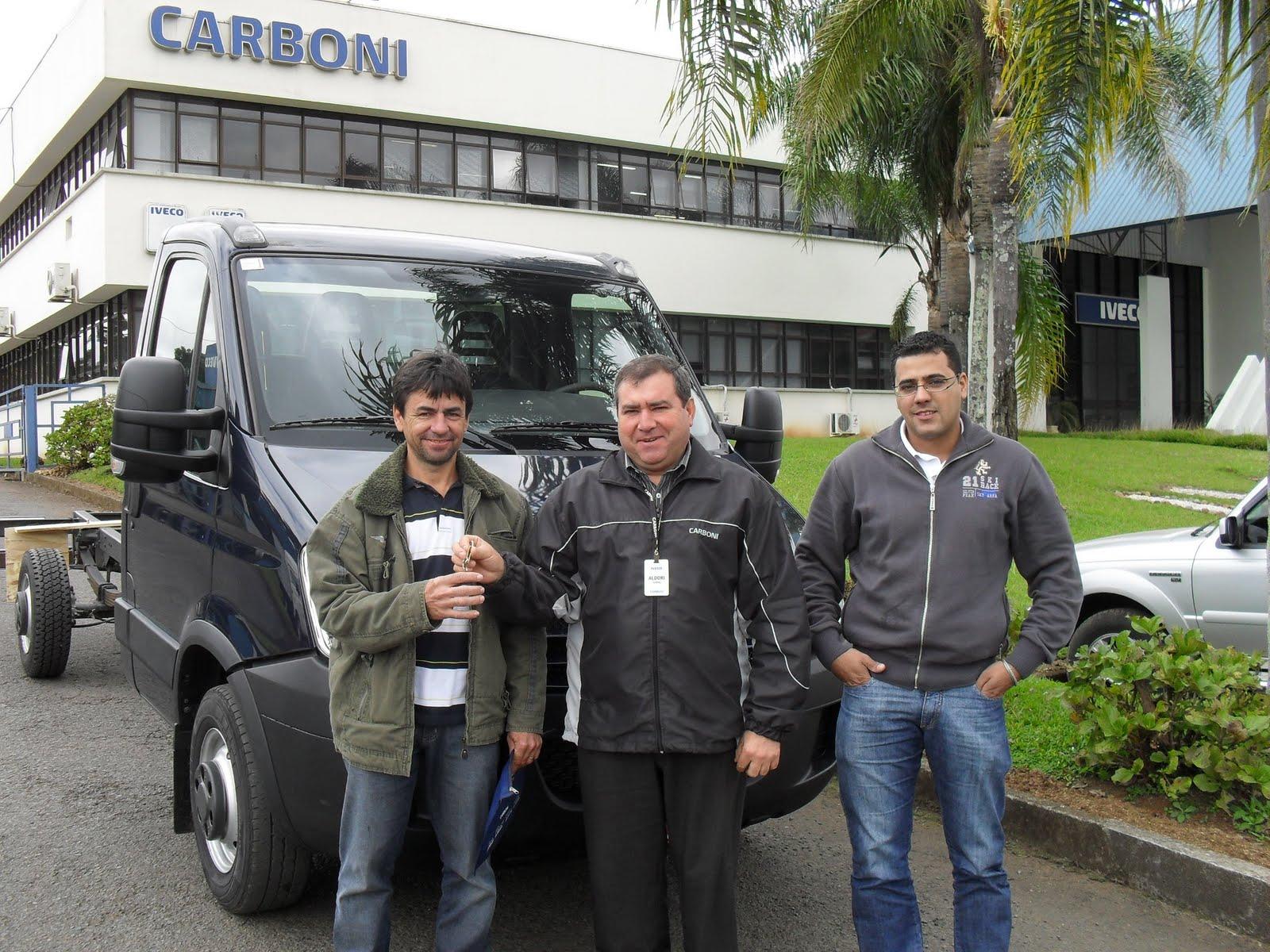 Carboni entrega mais uma Daily semi-nova negociada pelo site SDC11827