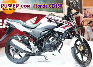 Honda CB150 Harga dan Spesifikasi, foto honda CB150R