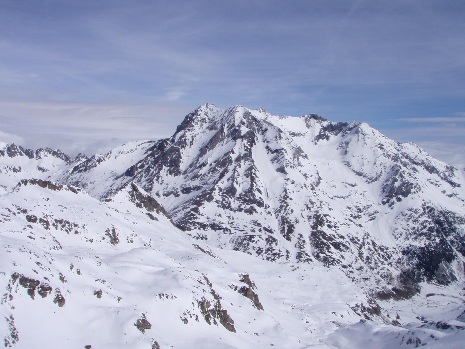 Esqui pirineos pico oriental de brazato - El tiempo en el valles oriental ...
