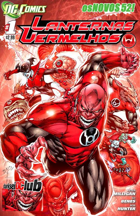 Lanternas Vermelhos (Os Novos 52)