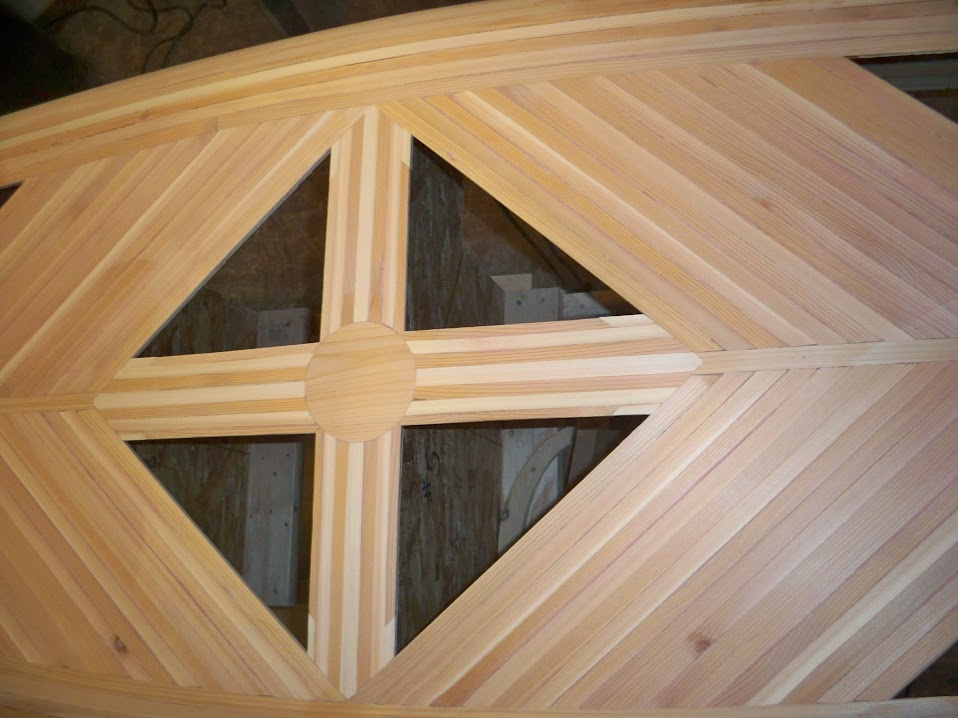 """4 G Scale Milled White Cedar 9//16/"""" X 1//8/""""  X  24/"""" Lumber for Scratch-Building"""