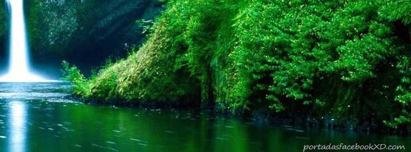 foto de un rio, portadas de facebook