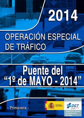 Dispositivo especial de la DGT para el puente 1º de Mayo