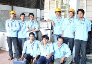 Đội ngũ nhân viên kỹ thuật giàu kinh nghiệm