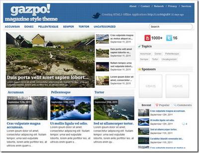 GazpoMag – by Gazpo