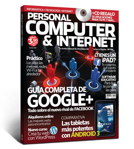Revista: Personal Computer & Internet - Octubre 2011 [PDF | Español | 342.76 MB]