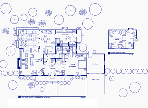 In Depth With the Artist: Fantasy Floorplans | Poppytalk