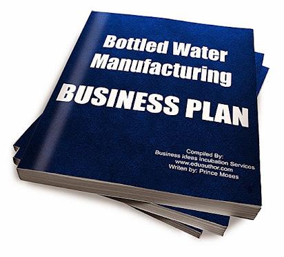 Free bottled water business plan www rabotai ru resume 1403