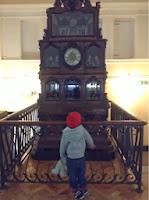 Horniman Musuem clock