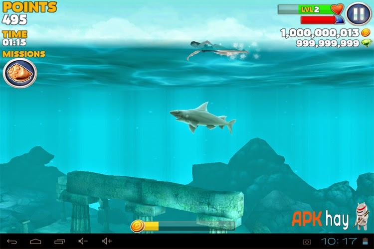 [Game Android] Just Survive: Raft Survival Island Simulator