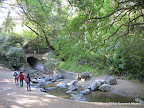 "Picnic area in Alvarado Area called ""Camp Well"""
