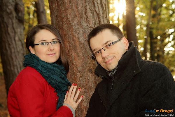 Kasia i Maciej z Ruszaj w Drogę