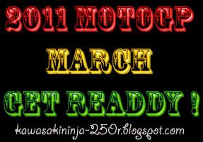2011 Motogp Schedule