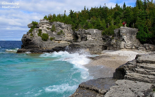Peninsula Bruce. Indian Head Cove
