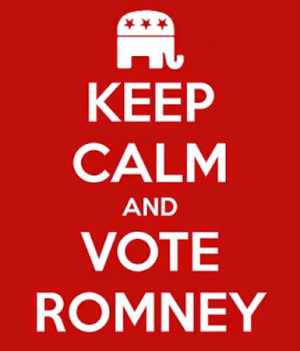 Stay Calm Yep And Vote For Romney Along With A Prayer Update