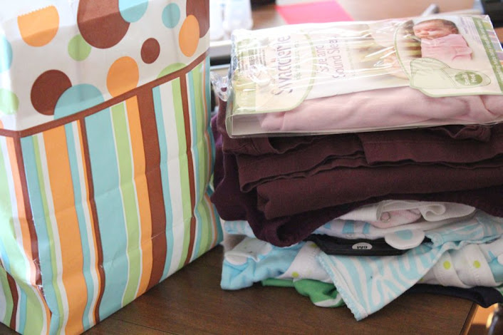 maternity and baby clothes