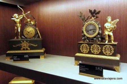 Relojes del Palacio del Tiempo