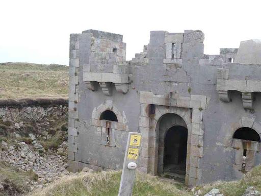 Fort militaire du XIXe siècle