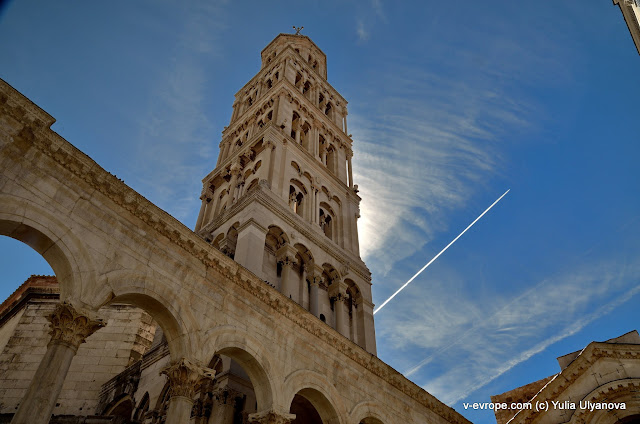 Башня, Сплит