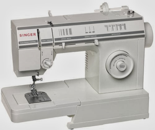 SINGER 40 40StitchFunction And Electronic Speed Control Sewing Stunning White 5500 Sewing Machine