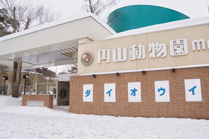札幌 円山動物園 写真1