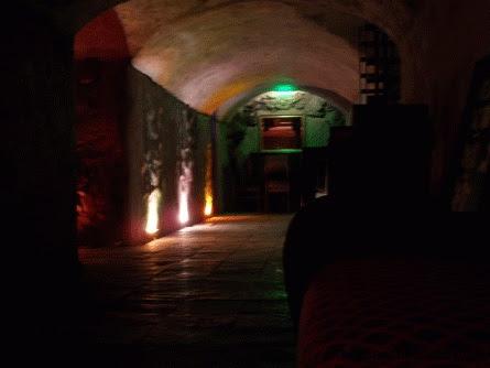 Banshee Labyrinth, Edinburgh