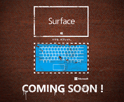 Surface Coming Soon