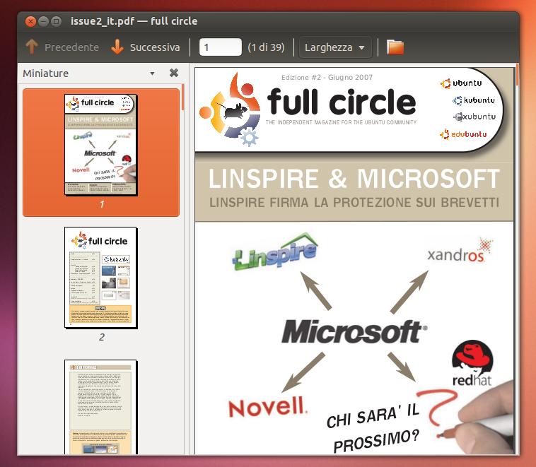 Magazine pdf circle full